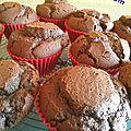Muffins super moelleux