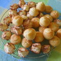 friands et rochers coco