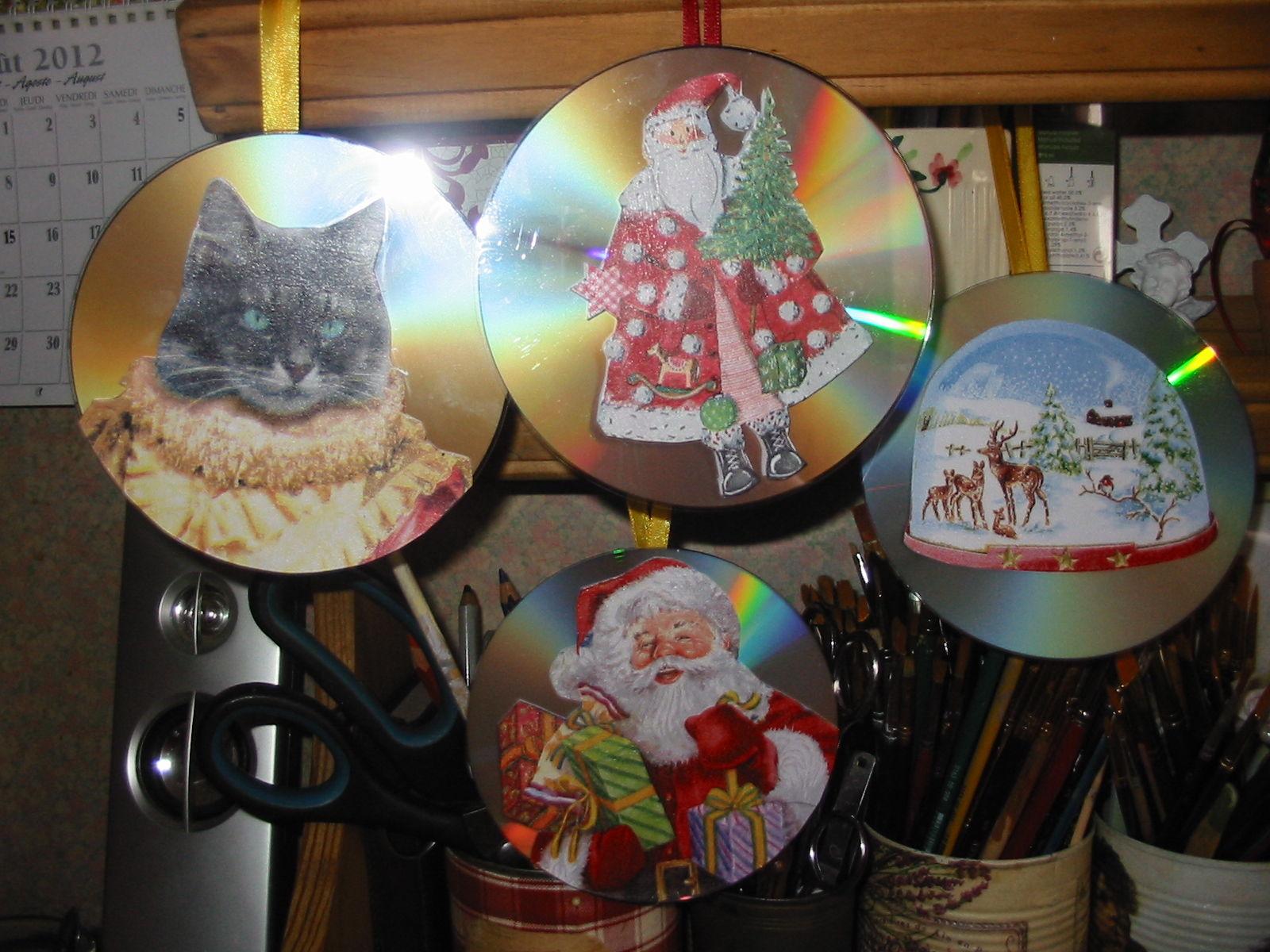 loisir creatif avec cd
