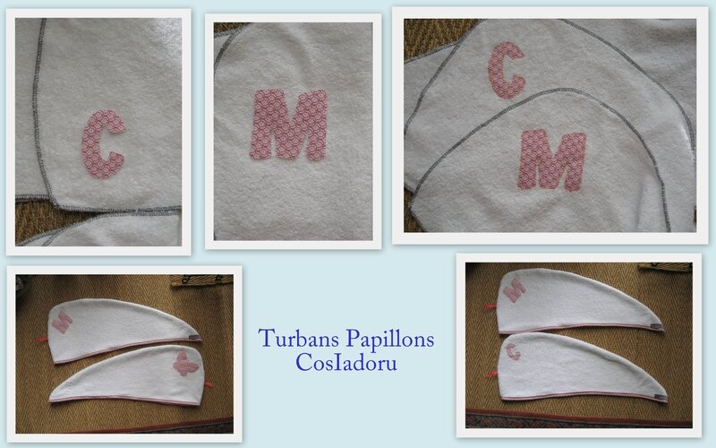 Turbans papillons3