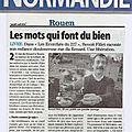 Article Paris Normandie du 03042010