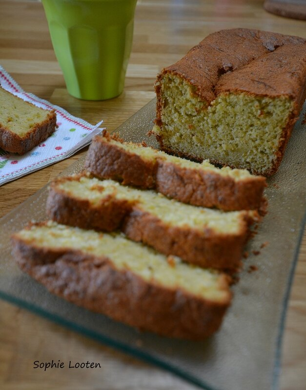 Cake courgette citron2