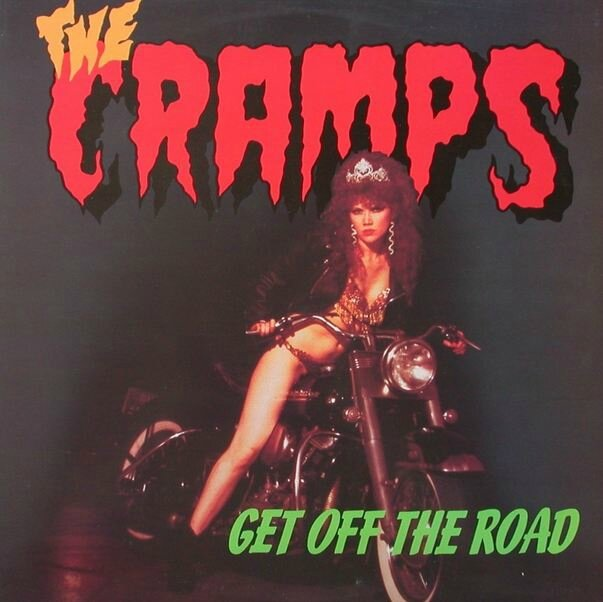 Cramps get off the road