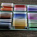 La troisième boite de couleurs