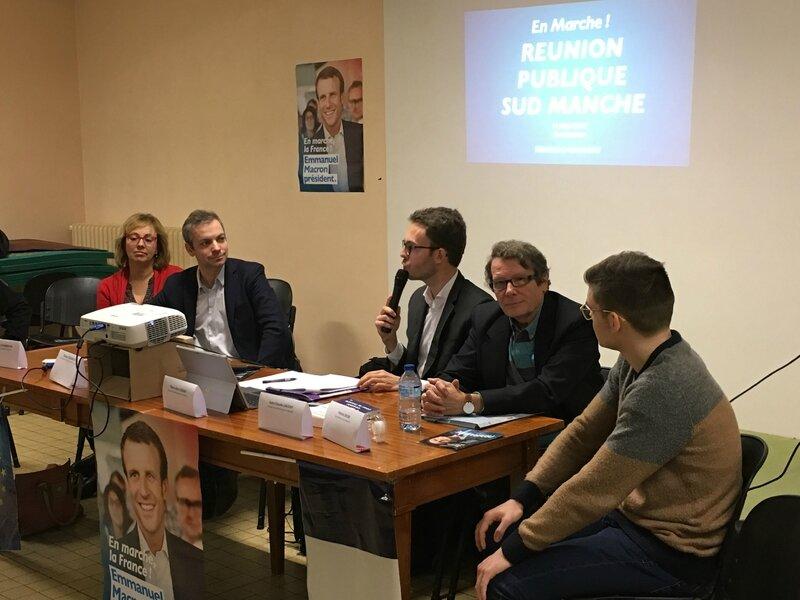 Pierre-Henri Debray En Marche département Manche