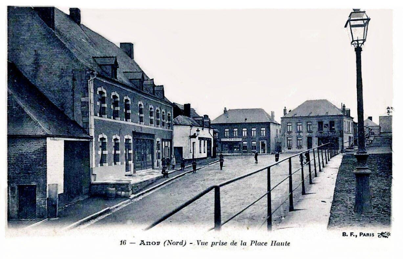 ANOR-Vue de La Place Haute