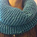 Let it snood ... en bleu