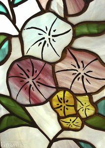 détail lampe bouquet
