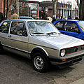 Vw golf 1 GTI (Retrorencard mars 2011) 01