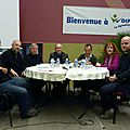 La table ronde sur