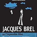 Brel - théâtre Daunou