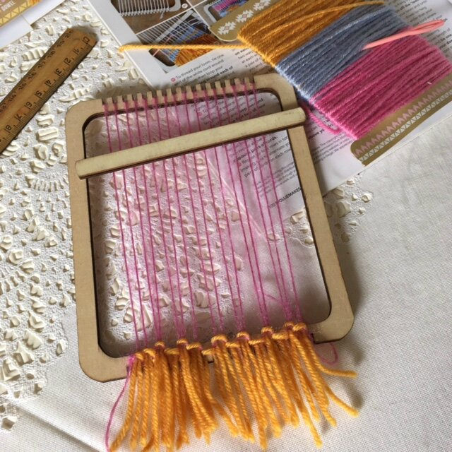tissage kit mollie makes