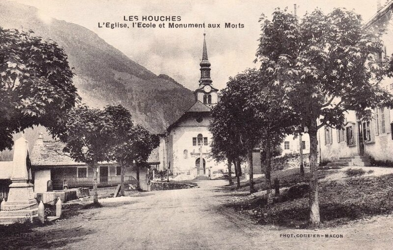 Les Houches (1)