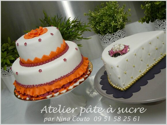 decoration pate a sucre nina couto