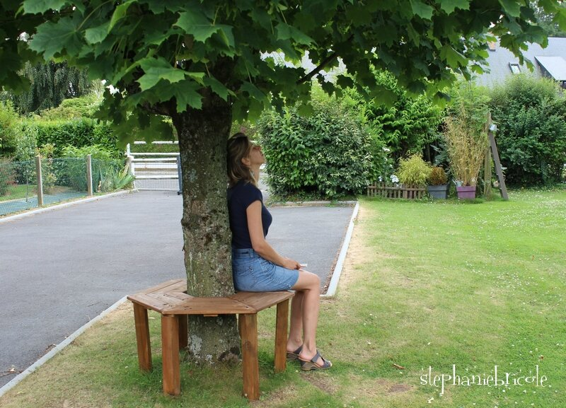 photo diy tour arbre