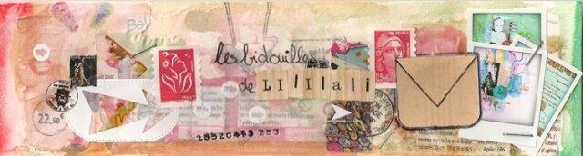 Lililali sketch Décembre 2010 des Poulettes