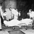 1/08/1957 marilyn entre à l'hôpital