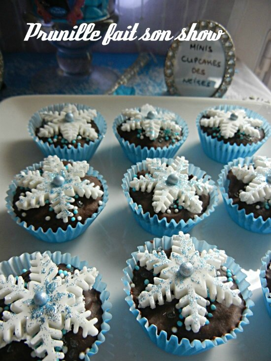 mini cupcakes prunille fee 1