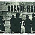 Arcade fire - samedi 20 novembre 2010 - palacio de deportes (madrid)