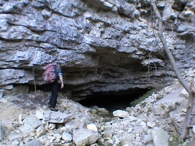 grotte Frochet