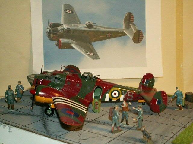 avion Beechcraft Kansanah 11 (9)