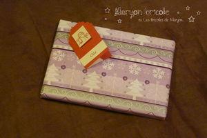 étiquettes de Noël 2012
