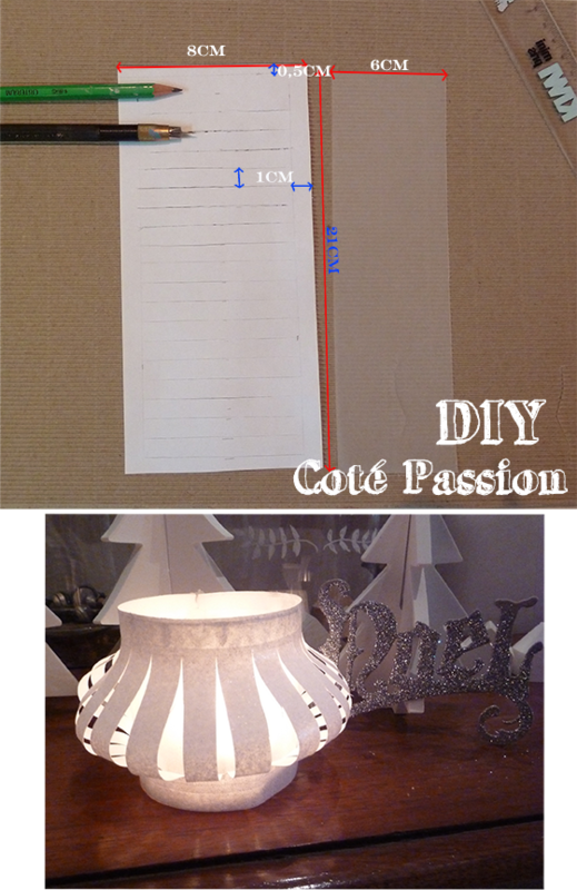 DIY Cote Passion Photophore -