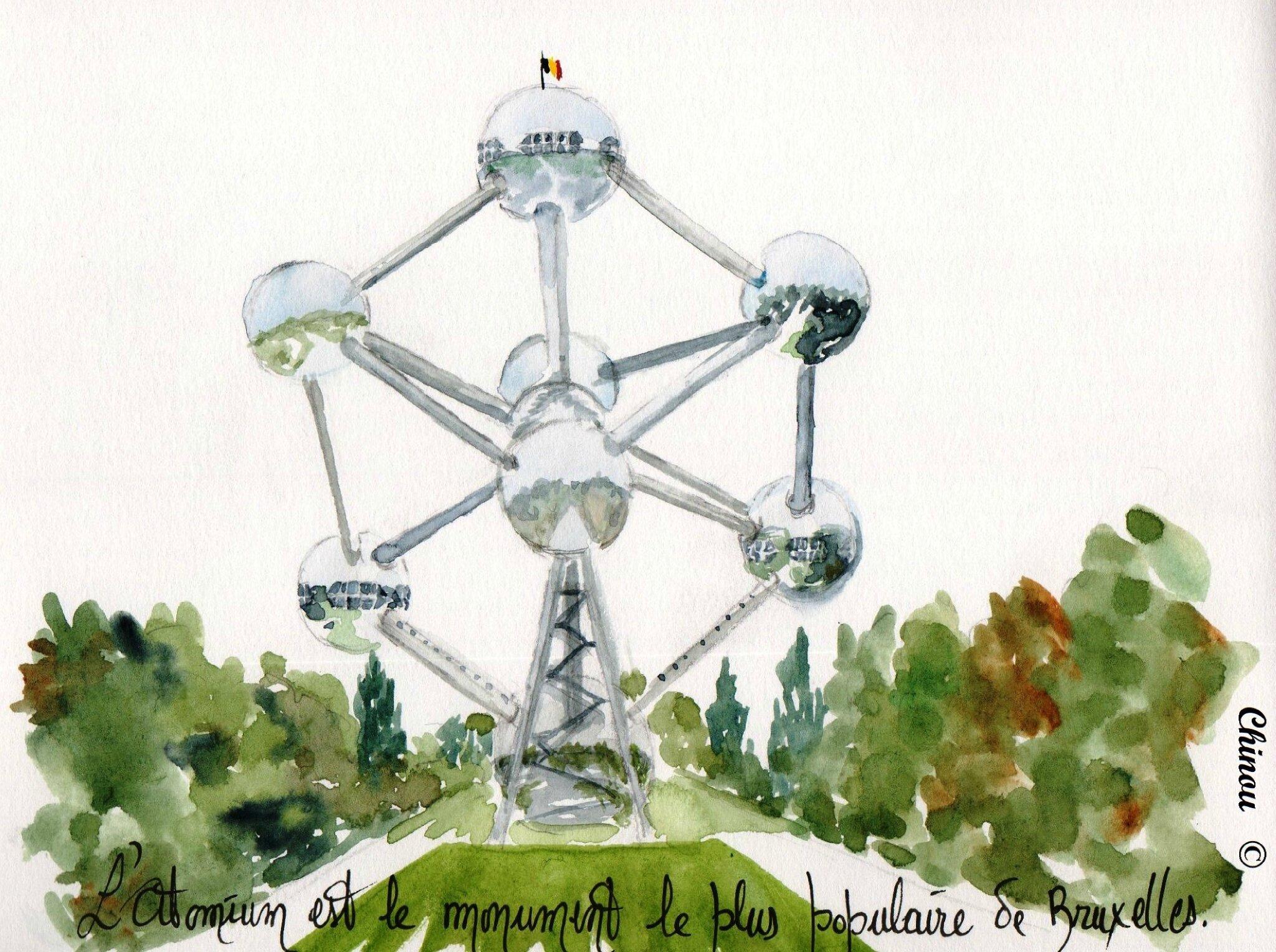 15 Atomium