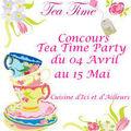 Concours tea time