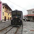 Locomotive (francaise) a Alausi