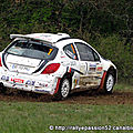 2012 : Rallye Terre de l'Auxerrois