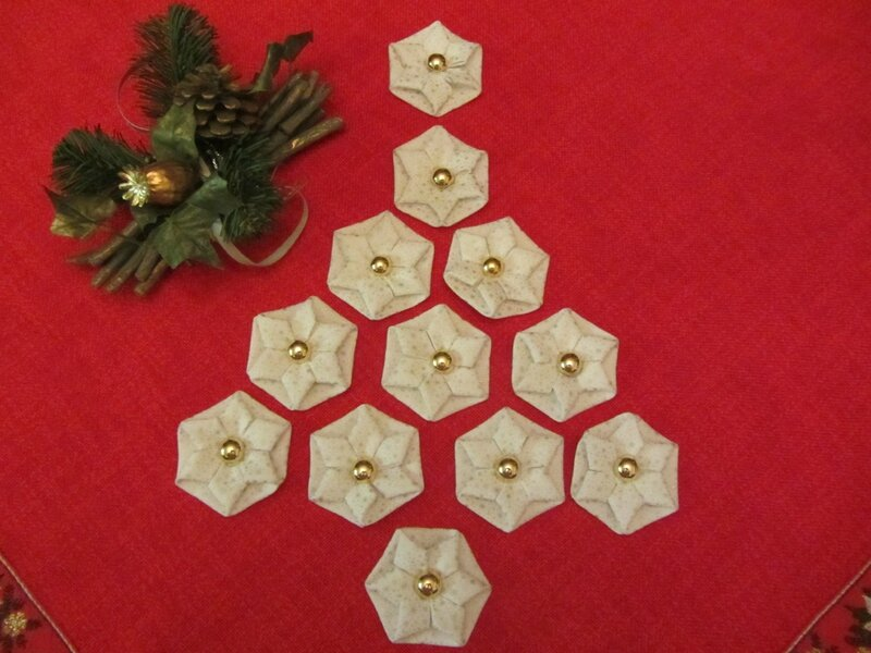 Hexagami natalizi (2)