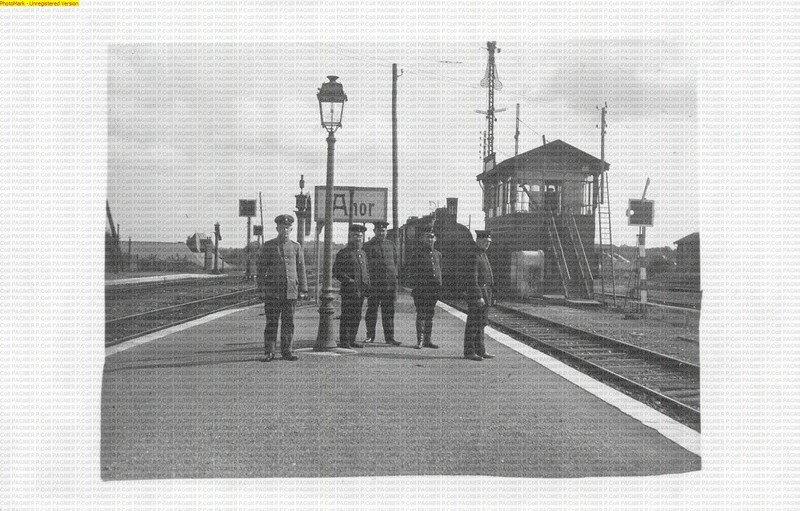 Occupation Allemande 1917