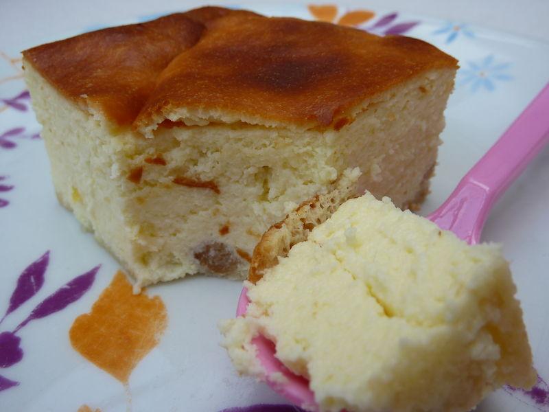 Recette du gateau au fromage blanc