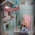 Le studio de barbie