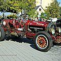 American La France red baron speedster de 1916 (Rallye de france 2011) 01