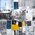 301-New-York- jaune et bleu