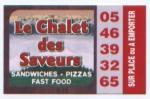 Logo ChaletSaveurs