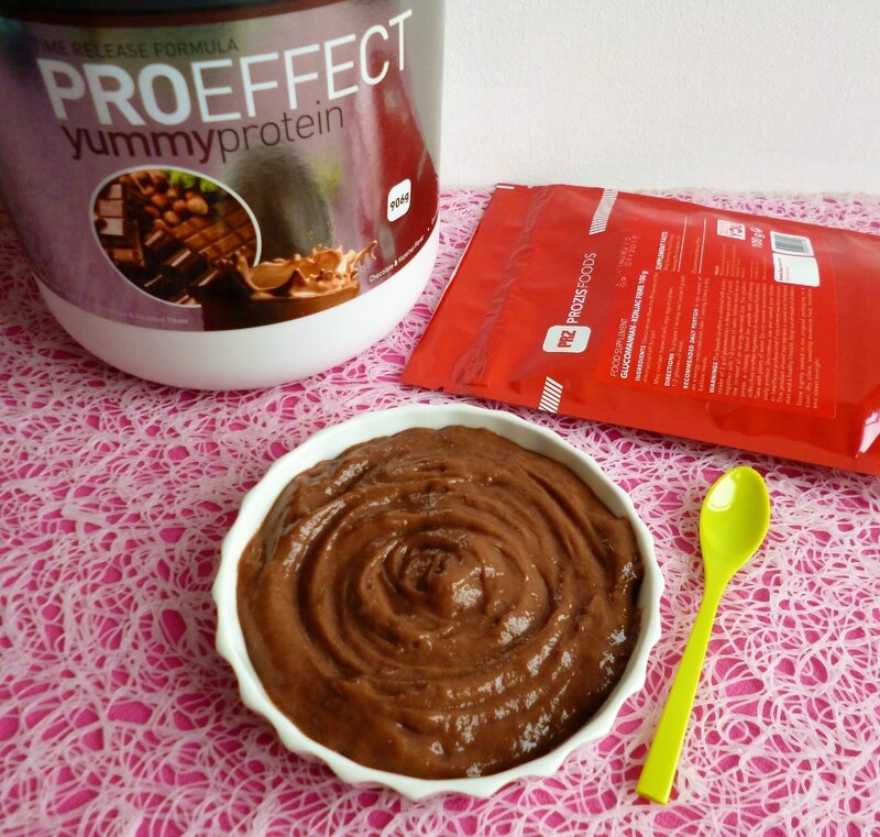 Cr me dessert hyperprot in e chocolat noisette 75 kcal - Blog cuisine dietetique ...
