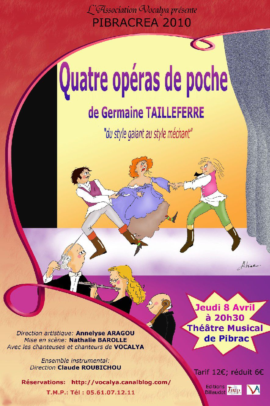 Affiche TAILLEFERRE-petit-format