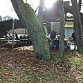 Soupe aux pois de fin d'année au lichtenberg