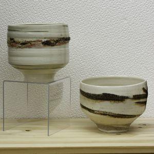 Michel Caut - Céramiques 1D - Porcelaines