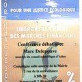 Conférence-débat du 2 décembre 2009 à compiègne