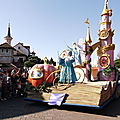 Disney Magic On Parade (Preview)