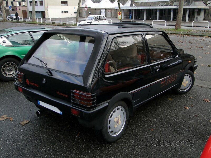 mg metro turbo 1983 1990 b