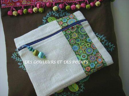 sac coloré pochette