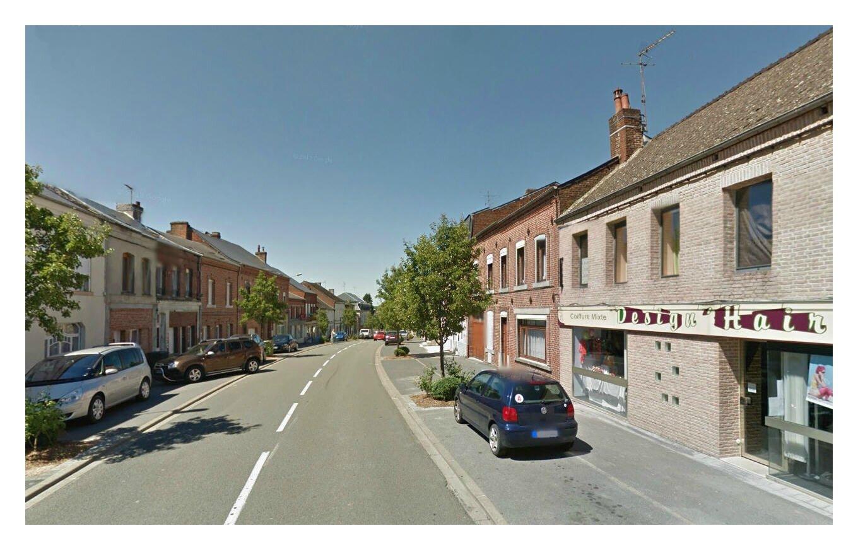 WIGNEHIES-Rue Jean Jaurès 1