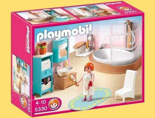 bote playmobil filles