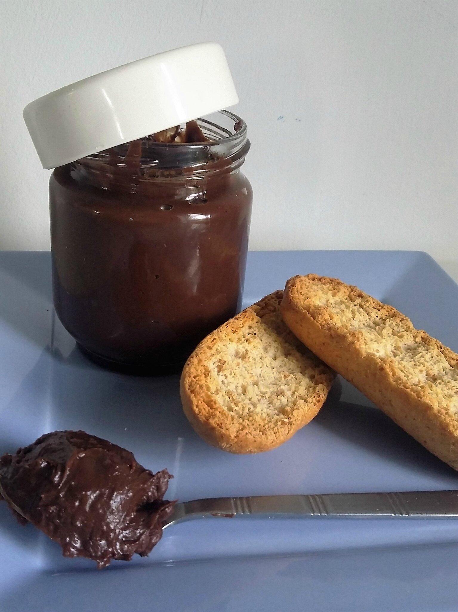 Nutella fait maison toute la famille cuisine - Nutella maison cuisine futee ...