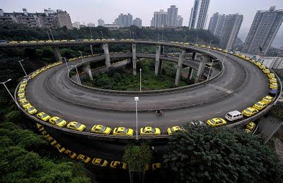 Taxis_in_China